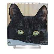 Rolfje Shower Curtain