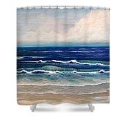Roll Tide Shower Curtain