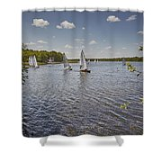 Rollesby Broad Shower Curtain