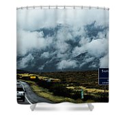 Rolling Fog Shower Curtain