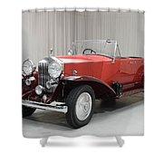 Rolls-royce Shower Curtain