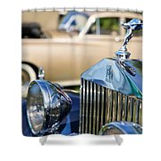 Rolls-royce Shower Curtain