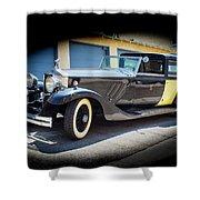 Rolls-royce Phantom II 1929 Shower Curtain