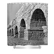 Roman Aqueduct Shower Curtain