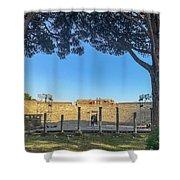 Roman Drama Shower Curtain