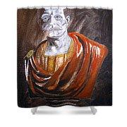 Roman Emperor Shower Curtain