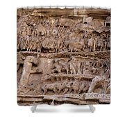 Roman Wall Shower Curtain