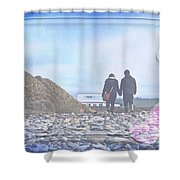 Romance Shower Curtain