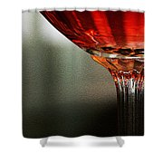 Romancing The Stem Shower Curtain
