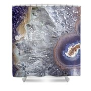 Romancing The Stone 02 Shower Curtain