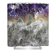 Romancing The Stone 06 Shower Curtain