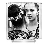 Romanian Beauty - 1 Shower Curtain