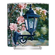 Romantic Fragrance Shower Curtain