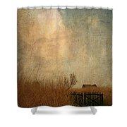 Romantic House Shower Curtain