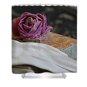 Romantic Memories Shower Curtain