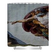 Rome 20 Shower Curtain