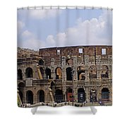 Rome 21 Shower Curtain