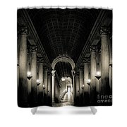 Rome 29 Shower Curtain