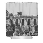 Rome Views Shower Curtain
