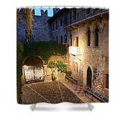 Romeo And Juliet 2 Shower Curtain