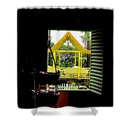 Romney Manor Shower Curtain