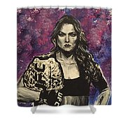 Ronda Rousey Shower Curtain