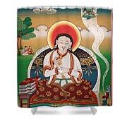 Rongzom Chokyi Zangpo  Shower Curtain
