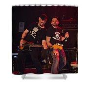 Ronnie Romero 40 Shower Curtain