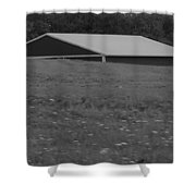 Roof 1 Shower Curtain