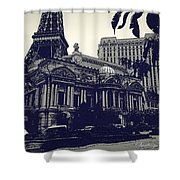 Room Of Angels Shower Curtain