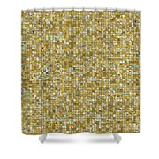 Rooms Of Gold Shower Curtain