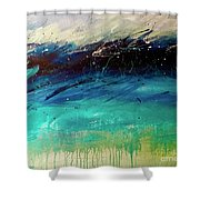 Root Of Imagination Shower Curtain