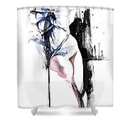 Rope Play Shower Curtain