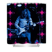 Rory Sparkles Shower Curtain