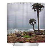 Rosarito Beach Shower Curtain