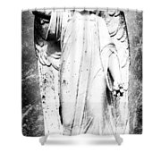 Roscommon Angel No 2 Shower Curtain