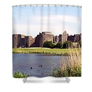 Roscommon Castle Ireland Shower Curtain