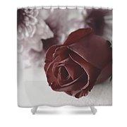 Rose #006 Shower Curtain