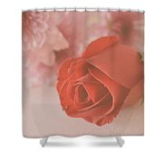 Rose #007 Shower Curtain