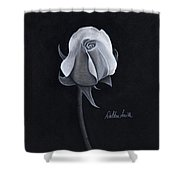 Rose I Shower Curtain