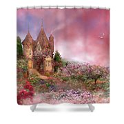 Rose Manor Shower Curtain