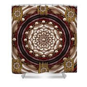 Rose Of Japan Shower Curtain