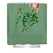 Rose138 Shower Curtain