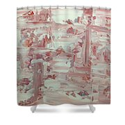 Rosee' Shower Curtain