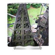 Rosslyn Chapel Shower Curtain