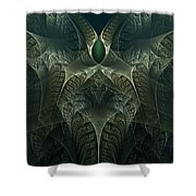rotl_02 Lord Of the Swamp Shower Curtain