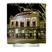 Rotunda - Quincy Market Shower Curtain