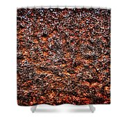 Roughness Shower Curtain