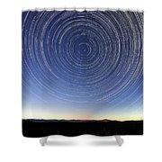Round Shower Curtain