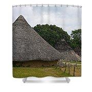 Round House Shower Curtain